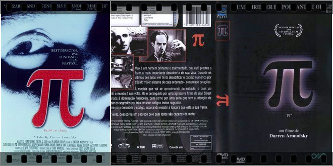 Pi - π (1998) | Math movie - Drama