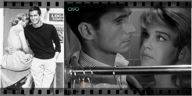 Tall story (1960) | Math movie - Comedy. Anthony Perkins & Jane Fonda